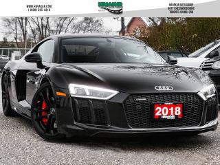 Used 2018 Audi R8 5.2 V10 for sale in North York, ON
