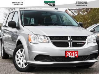 Used 2016 Dodge Grand Caravan SE/SXT for sale in North York, ON