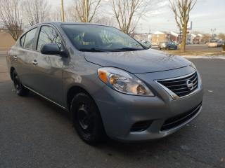 Used 2012 Nissan Versa Sv Berline- 1.6l for sale in Drummondville, QC