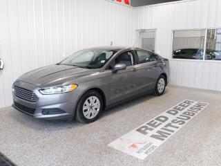 Used 2013 Ford Fusion S for sale in Red Deer, AB