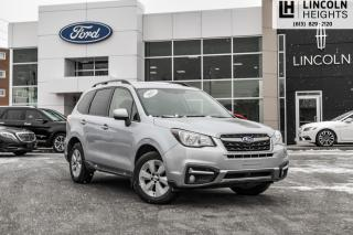 Used 2017 Subaru Forester 2.5i for sale in Ottawa, ON