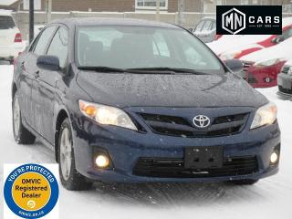 Used 2012 Toyota Corolla LE AT, w/NAVIGATION/SUNROOF/HEATED SEATS for sale in Ottawa, ON