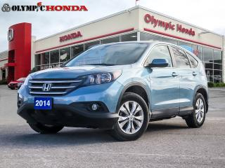 Used 2014 Honda CR-V EX AWD for sale in Guelph, ON