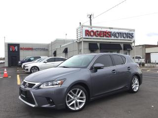 Used 2015 Lexus CT 200h - LEATHER - SUNROOF for sale in Oakville, ON