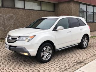 Used 2009 Acura MDX AWD 4dr Tech Pkg for sale in Hamilton, ON