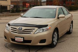 Used 2011 Toyota Camry LE ONLY 58K | Accident-FREE | CERTIFIED for sale in Waterloo, ON
