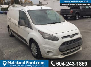 Used 2015 Ford Transit Connect XLT *ACCIDENT FREE* for sale in Surrey, BC
