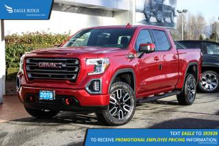 New 2019 GMC Sierra 1500 AT4 Navigation, Leather, Sunroof for sale in Coquitlam, BC