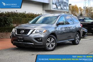 Used 2018 Nissan Pathfinder SV Tech Navigation & Backup Camera for sale in Coquitlam, BC