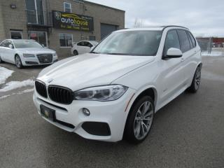 Used 2015 BMW X5 AWD 4dr xDrive35i for sale in Newmarket, ON