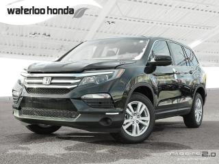 Used 2018 Honda Pilot LX 2018 Inventory Clearance! for sale in Waterloo, ON