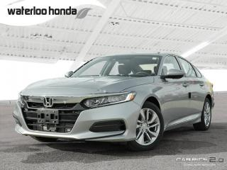 Used 2018 Honda Accord LX 2018 Inventory Clearance! for sale in Waterloo, ON