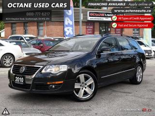 Used 2010 Volkswagen Passat 2.0T Trendline Ontario Vehicle! Mint Condition! We finance! for sale in Scarborough, ON