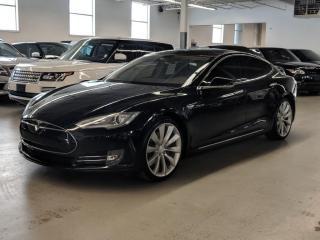 Used 2013 Tesla Model S P85 NAV/BACK-UP CAM/CARBONFIBER/BLUETOOTH & MORE! for sale in Toronto, ON