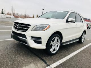 Used 2013 Mercedes-Benz ML-Class for sale in Richmond Hill, ON