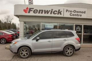 Used 2016 Subaru Forester 2.5i Limited at for sale in Sarnia, ON