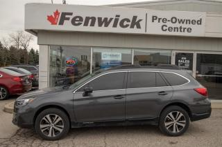 Used 2018 Subaru Outback 3.6R Limited w/ Eyesight at for sale in Sarnia, ON