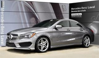 Used 2016 Mercedes-Benz CLA250 Awd Coupe Gar for sale in Laval, QC