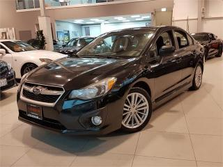 Used 2012 Subaru Impreza 2.0i Touring Package **SUNROOF-ONLY 106KM** for sale in Toronto, ON