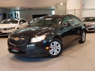 Used 2014 Chevrolet Cruze LT-AUTO-BLUETOOTH-REMOTE START-ONLY 67KM for sale in Toronto, ON