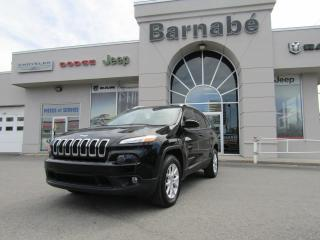 Used 2018 Jeep Cherokee 4X4 / V6 3.2L / BLUETOOTH / PHARES ANTI- for sale in Napierville, QC