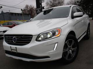 Used 2015 Volvo XC60 T6 ~ SUNROOF ~ LEATHER ~ 66, 000KMS ONLY !!! for sale in Burlington, ON