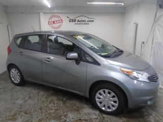 Used 2014 Nissan Versa Note 1.6 SV for sale in Ancienne Lorette, QC