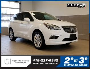 Used 2016 Buick Envision Premium / T.ouvrant for sale in St-Georges, QC