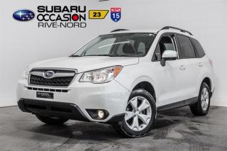 Used 2016 Subaru Forester CONVENIENCE for sale in Boisbriand, QC