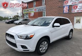 Used 2011 Mitsubishi RVR SE/NO ACCIDENT/CERTIFIED/WARRANTY INCLUDED for sale in Cambridge, ON