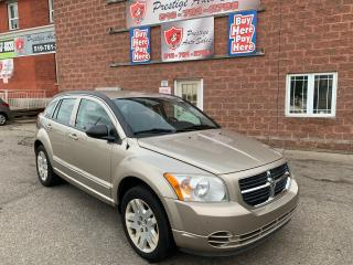 Used 2010 Dodge Caliber SXT/NO ACCIDENT/CERTIFIED/WARRANTY INCLUDED for sale in Cambridge, ON