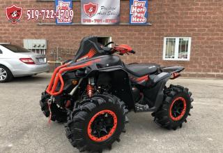 Used 2018 Can-Am Commander RENEGADE X MR 1000R for sale in Cambridge, ON