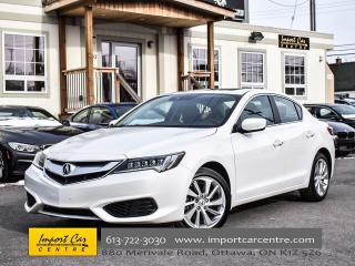 Used 2017 Acura ILX ROOF BK.CAMERA HEATED SEATS for sale in Ottawa, ON