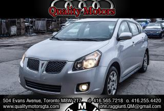 Used 2009 Pontiac Vibe AWD for sale in Etobicoke, ON