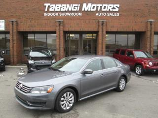 Used 2015 Volkswagen Passat TRENDLINE | TSI | ONE OWNER | HEATED SEATS | BLUETOOTH | for sale in Mississauga, ON