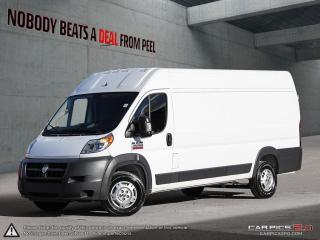 Used 2018 RAM 3500 ProMaster High Roof Extended*Impeccable*COM for sale in Mississauga, ON