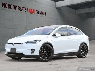 Used 2016 Tesla Model X 75D Autopilot, 22Whls, Smart Susp, 7 Pass, EV for sale in Mississauga, ON