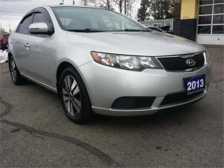 Used 2013 Kia Forte EX for sale in Hamilton, ON