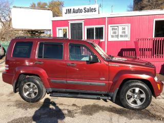 Used 2008 Jeep Liberty Sport for sale in Toronto, ON