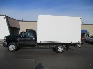 Used 2016 Chevrolet Silverado 3500 HD.REG,CAB AND CHASSIS WITH 12 FT.UNICELL BODY for sale in London, ON