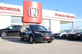 Used 2014 Honda CR-V LX for sale in Woodstock, ON