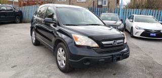 Used 2007 Honda CR-V EX for sale in Toronto, ON