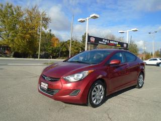 Used 2013 Hyundai Elantra GLS Auto for sale in King City, ON