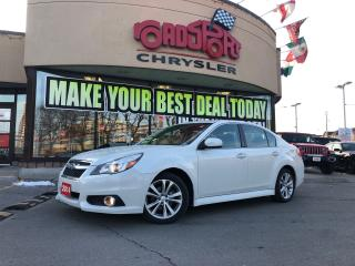 Used 2014 Subaru Legacy 2.5i w/Touring Pkg SUNROOF H-TED SEATS ALLOYS for sale in Toronto, ON
