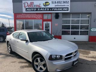 Used 2010 Dodge Charger SXT, AWD, MINT CONDITION! for sale in London, ON