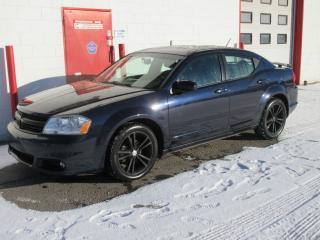 Used 2012 Dodge Avenger SXT for sale in Calgary, AB