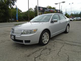 Used 2006 Lincoln Zephyr LEATHER SEATS for sale in King City, ON