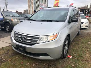 Used 2011 Honda Odyssey EX-L for sale in Toronto, ON