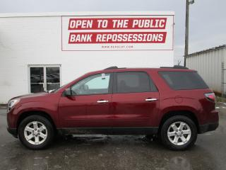 Used 2016 GMC Acadia SLE for sale in Toronto, ON