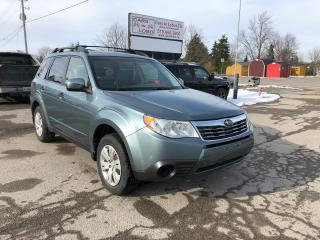 Used 2010 Subaru Forester X sport for sale in Komoka, ON